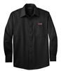 Mens Long Sleeve Non-Iron Twill Shirt