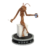Men In Black - Worm Guy Premium Motion Statues