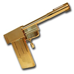 James Bond - The Golden Gun Dual Signature Edition Prop Replica