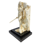 DC Comics - Neo-Classical Wonder Woman Marble Finish Fine Art Statue