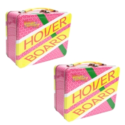Back to the Future - Hoverboard Tin Tote