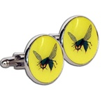 The Green Hornet - TV Cufflink Set