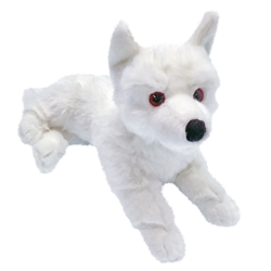 Game Of Thrones - Ghost Direwolf Prone Cub Plush Large