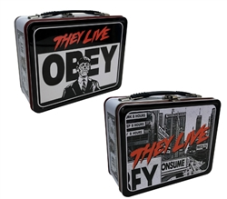 They Live - Obey Tin Tote