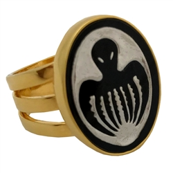 James Bond - Thunderball SPECTRE Agent Ring Limited Edition Prop Replica