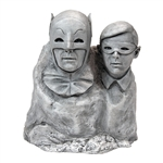Batman - 1966 TV Series Dynamic Duo Monolith