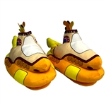 The Beatles - Yellow Submarine Slippers