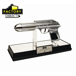 Men In Black - Standard Issue Agent Sidearm (J2) Elite Edition Prop Replica