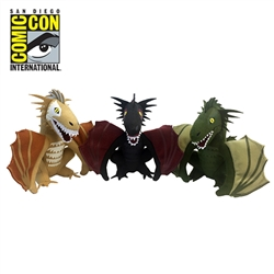 Game Of Thrones - Dragon Box Set 2017 San Diego Comic-Con Convention Exclusive
