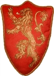 Game Of Thrones - House Sigil Throw Pillow - LANNISTER
