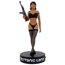 Archer - Lana Skytanic Premium Motion Statue 2014 Convention Exclusive