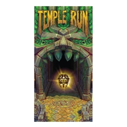Temple Run - Temple Idol Beach / Bath Towel