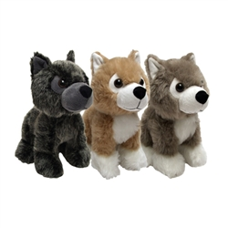 Game Of Thrones - Direwolf Cub Wave 2 - Set Of Three