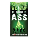 Ghostbusters - We Kicked Its Ass Beach / Bath Towel