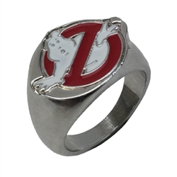 Ghostbusters - Logo Signet Ring