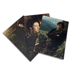 Outlander - Collector Notebook Set Of 3