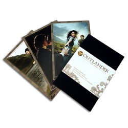 Outlander - Lithographic Print Set