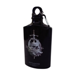 Outlander - Fraser Clan Metal Water Flask / Bottle