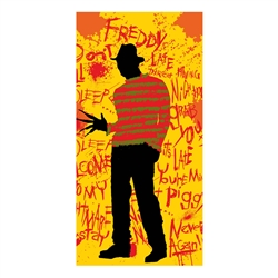 Nightmare On Elm Street - Freddy Beach / Bath Towel