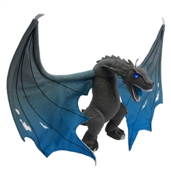 Game Of Thrones - Icy Viserion Jumbo Dragon Plush