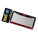 Back To The Future - 88 MPH License Plate Frame