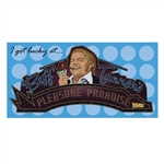 Back To The Future - Biffs Pleasure Palace Beach / Bath Towel