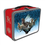 Jurassic World - Raptors Tin Tote