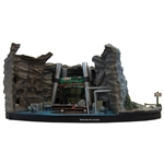 Batman - 1966 TV Series Batcave Desktop Sculpture 1:50 Scale