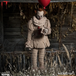 IT: Pennywise - One:12 Collective Figure By Mezco