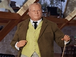 James Bond - Goldfinger Auric Goldfinger 1/6 Scale Figure By Big Chief Studios