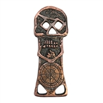 The Goonies - Copper Bones Skeleton Key Bottle Opener 2018 San Diego Comic-Con Convention Exclusive