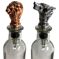 Game Of Thrones - House Sigil Wine Stoppers 2018 San Diego Comic-Con Convention Exclusive