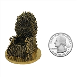 Game Of Thrones - Iron Throne Gold Variant KUZO 2019 San Diego Comic-Con Convention Exclusive