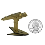 Star Trek - Discovery Starfleet Hand Phaser Gold Variant KUZO 2019 San Diego Comic-Con Convention Exclusive