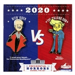 Presidential Horrors - Enamel Pin 2020 Consolation-Con SDCC Exclusive Set