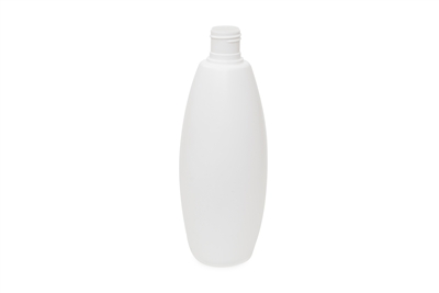 12 oz PINE BOTTLE. 37 GR Oval-Oblong Cosmetic HDPE 24-415<span class='noshowcode'> s12oz </span>