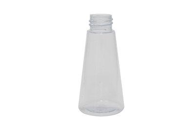 125 ml PYRAMID. 17 GR Oval-Oblong Cosmetic PVC 28-410<span class='noshowcode'> s125ml </span>