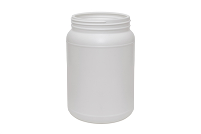 2000 cc Wide Mouth JAR. 95 GR Wide Mouth Pharmaceutical HDPE 110-400<span class='noshowcode'> s2000cc </span>