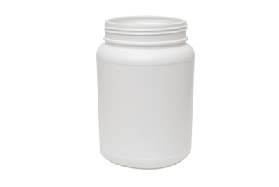 2500 cc Wide Mouth JAR. 120 GR Wide Mouth Pharmaceutical HDPE 120-400<span class='noshowcode'> s2500cc </span>