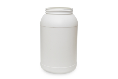 1 gal WIDE MOUTH JAR, 115 GR Wide Mouth Pharmaceutical HDPE 110-400<span class='noshowcode'> s1gal </span>