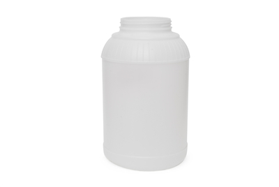 1 gal WIDE MOUTH JAR HDPE 115 GR Wide Mouth Edible HDPE 89-400<span class='noshowcode'> s1gal </span>