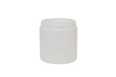 8 oz WIDE MOUTH JAR  23 GR Wide Mouth Pharmaceutical HDPE 70-400<span class='noshowcode'> s8oz </span>
