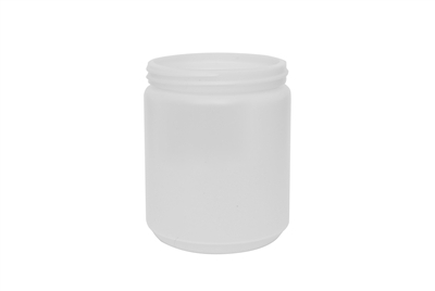 20 oz Wide Mouth JAR 33 GR Wide Mouth Pharmaceutical HDPE 89-400<span class='noshowcode'> s20oz </span>