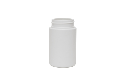 120 cc Round Packer 20 GR Wide Mouth Pharmaceutical PCR 45-400<span class='noshowcode'> s120cc </span>