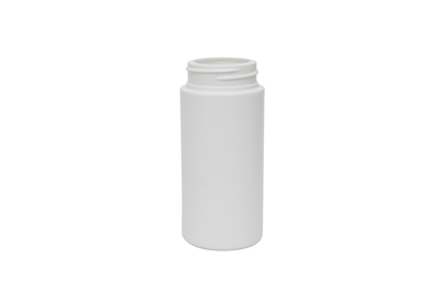 175 cc Round Packer 24 GR Wide Mouth Pharmaceutical PCR 45-400<span class='noshowcode'> s175cc </span>