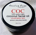 Dancing Dingo Coconut Facial Oil - Combination Skin