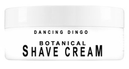 Quality natural shaving cream made to smooth and moisturize skin with botanical extracts and essential oil for an excellent shave