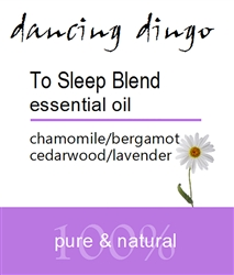TO SLEEP BLEND - Essential Oil