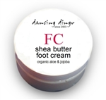 Shea Butter Rich Foot Cream for softer feet