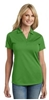 Port Authority Diamond Jacquard Polo - Ladies